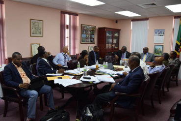 ECCB GOVERNOR COMMENDS ST. KITTS AND NEVIS ON ITS STRONG ECONOMIC PERFORMANCE